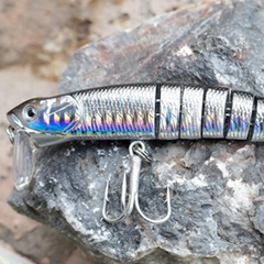 Multi-Joint Hunter fishing baits
