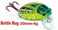 Bettle Bug 3CM 4G