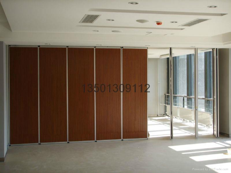 酒店活动隔音墙移动屏风 2
