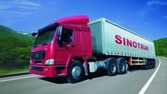 SINOTRUK HOWO SERIES TRACTOR TRUCK