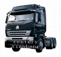 SINOTRUK HOWO A7 SERIES TRACTOR  TRUCK 1