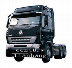 SINOTRUK HOWO A7 SERIES TRACTOR  TRUCK