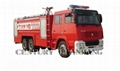SINOTRUK HOWO SERIES FIRE FIGHTER TRUCK