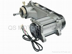 1000W  CVT MOTOR with Controller  for electric motorcycle,brushless MOTOR CVT