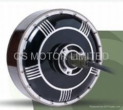 8000W Car Hub Motor,single shaft hub motor,Electric motor,Modle 273