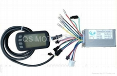 24V-48V E-bike Controller with LCD Speed Dispaly E-bike kits
