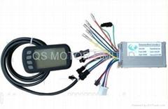 24V-48V E-bike Controller with LCD Speed Dispaly E-bike kits