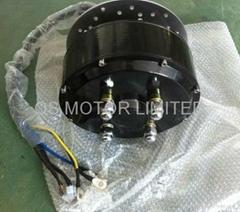 2500W Single shaft hub motor,Hub Motor for Trik,car or single arm scooter