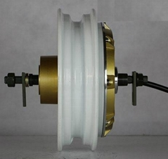 New Design 2000W 10inch Brushless hub motor for e-scooter,3.0-10'' tyre