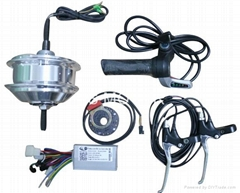 250W 36V E-Bike Conversion Kits,electric bike motor kits