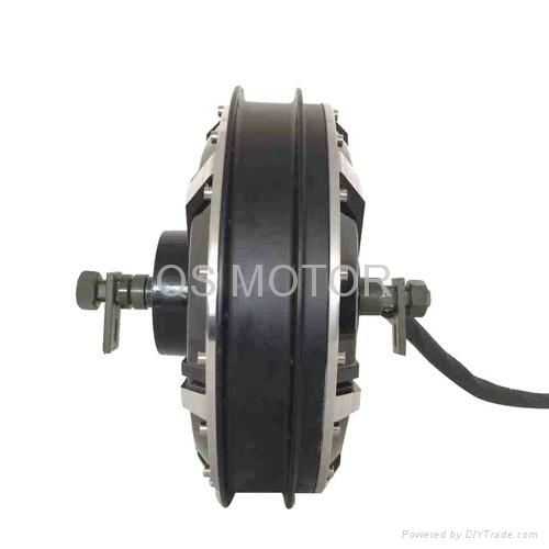 5000w spoke hub motor for electric motorcycle high power for Chinese electric motor manufacturers
