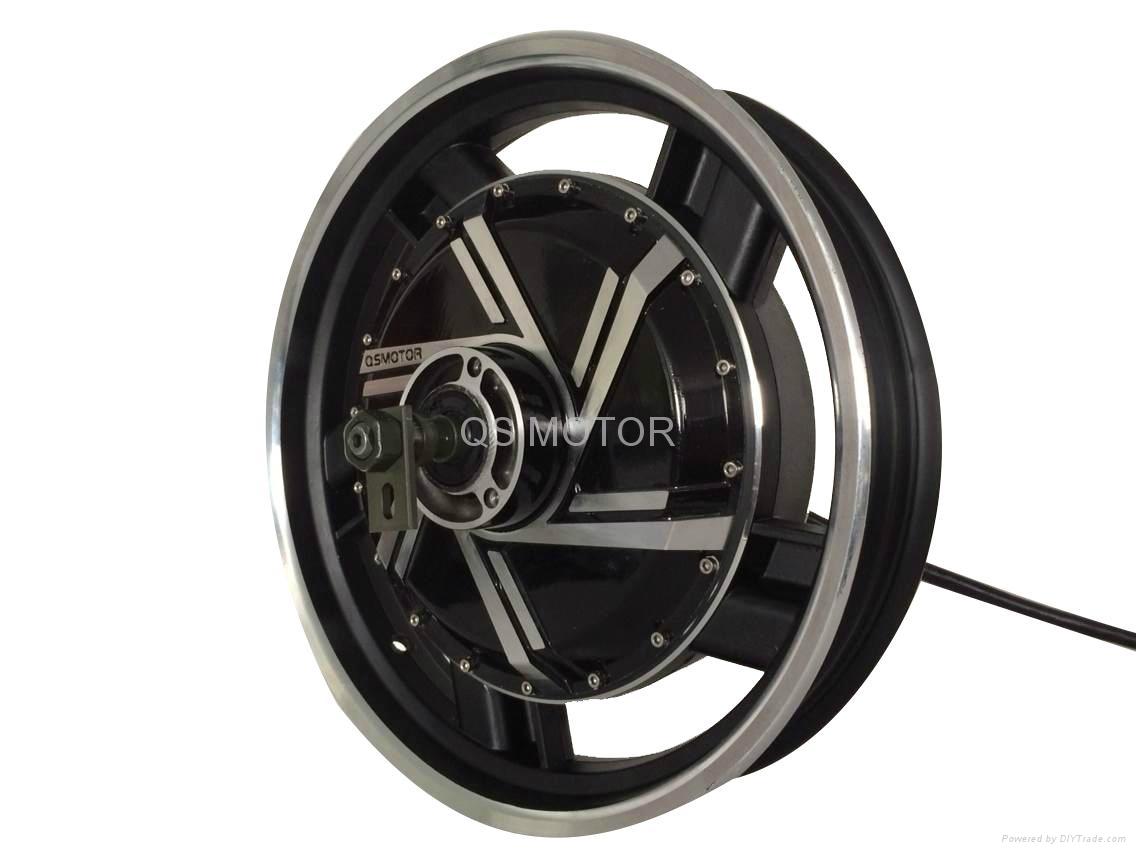 16inch 40000w In Wheel Hub Motor 40h V2 For Electric