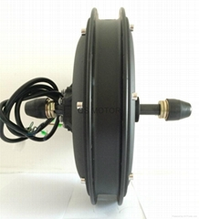 1500W Gearless E-bike Spoke Motor