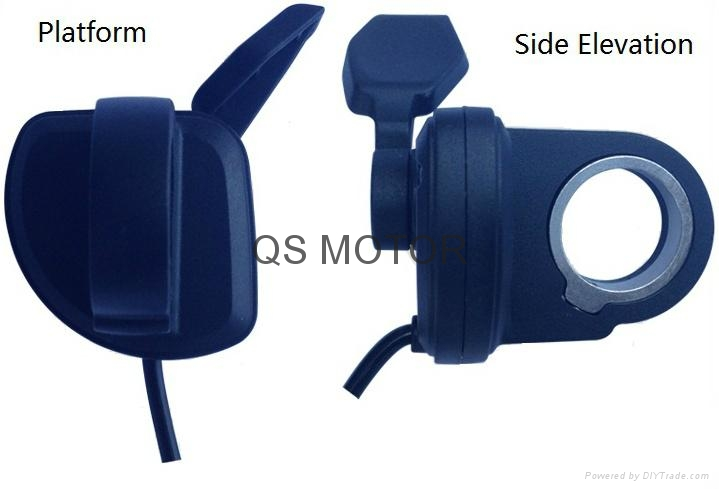 Electric Bicycle Thumb Throttle e-bike throttle