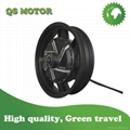 16inch 8000W In-Wheel QS Hub Motor for Electric Motorcycle