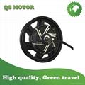 Electric Motorcycle hub motor