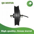 Hub motor for electric moto