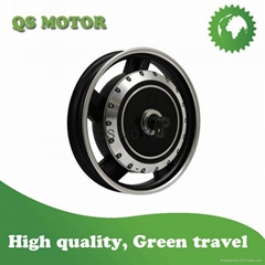 16inch 6000W In-Wheel Hub Motor(45H) V2 for Electric Motorcycle