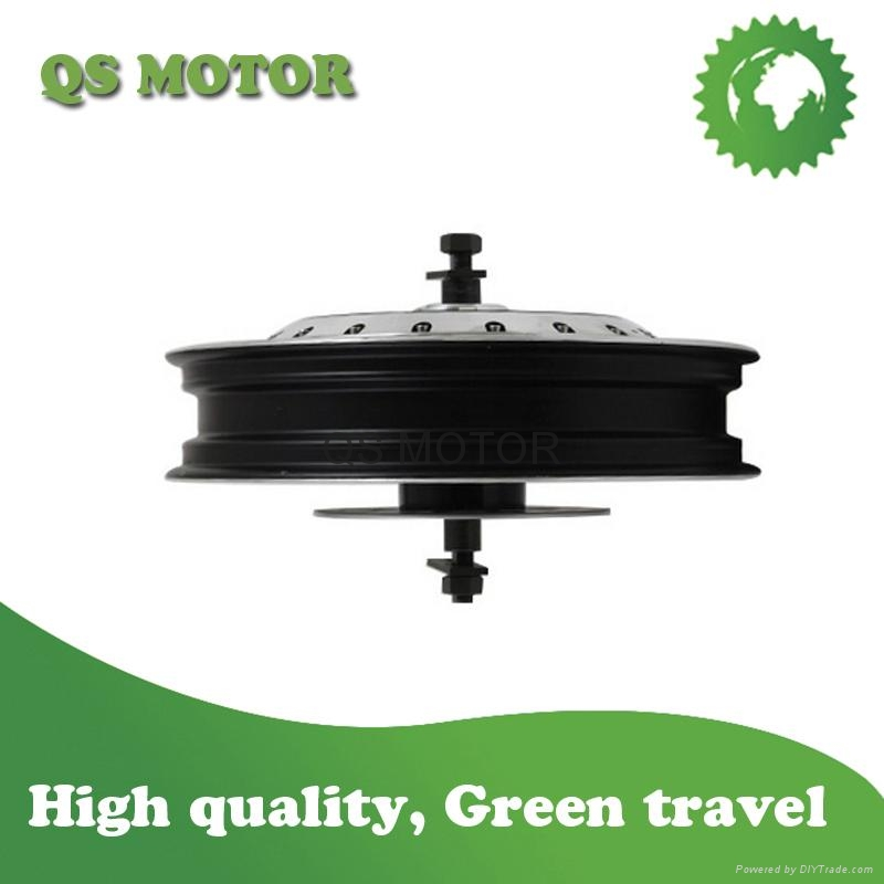 16inch 40000W QS Hub MotorElectric Motorcycle