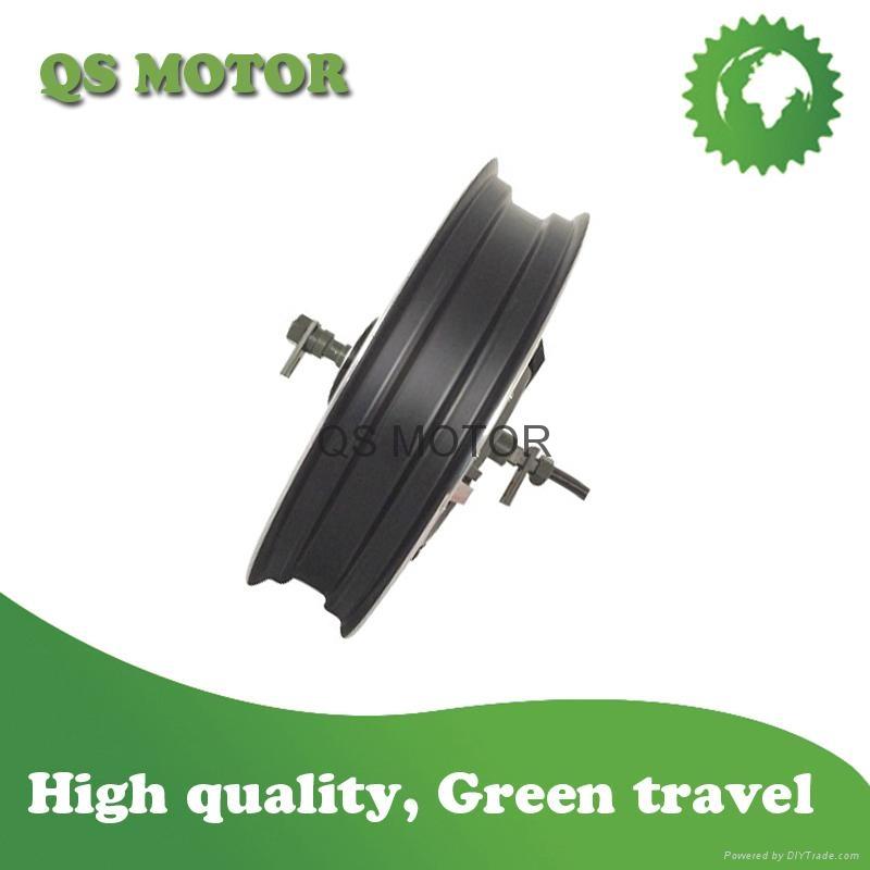 16inch 4000W In-Wheel Hub Motor
