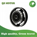 16inch 4000W In-Wheel Hub Motor(40H) V3 for Electric Motorcycle