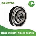 electric hub motor