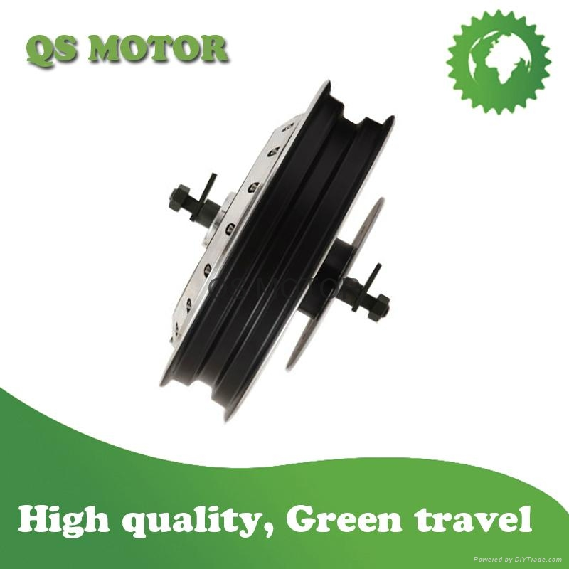 14inch 6000W  in-wheel hub motor V3 Type for electric scooter