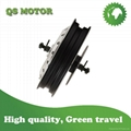 14inch QS 8000W Hub Motor V3 Type for electric motorcycle