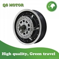 13inch 3000W In-Wheel Hub Motor V3 Type for Electric Motorcycle
