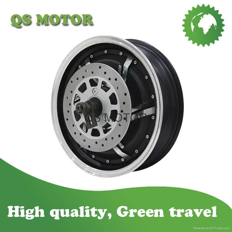 13inch 6000W In-Wheel Hub Motor V3 Type for Electric Motorcycle
