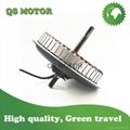 500W Gearless Electric Bike  Spoke Motor