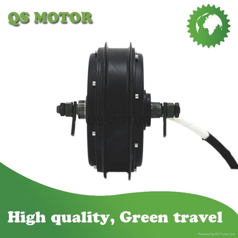 e-bike spoke motor