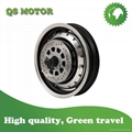 14inch 3000W In-Wheel Hub motor V2 Type For Elelctric Motorcycle
