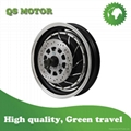 14INCH 5000W QS Electric Motorcycle In-wheel Hub Motor V2 Type
