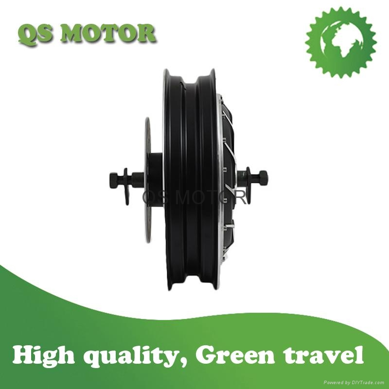 14INCH 5000W QS Electric Motorcycle In-wheel Hub Motor V2 Type