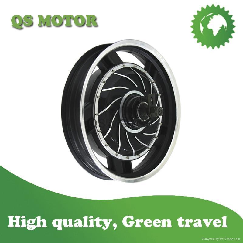 17inch wheel motor