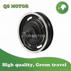 1000W V2 12inch Brushless Hub Motor for electric scooter(205MODEL)