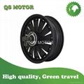 hub WHEEL motor