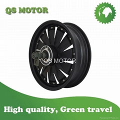 3000W 12inch 260 In-Wheel Hub Motor(40H) for electric scooter  V3 Type