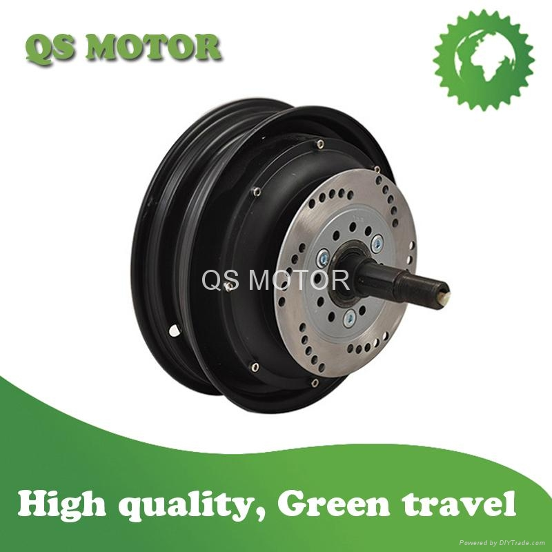 10inch 4000W Single-shaft Hub Motor