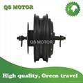 4000W 72V V2 10INCH In-Wheel Hub Motor with max speed 100km/h