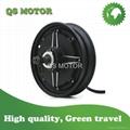 4000W 72V 10inch In-Wheel Hub Motor