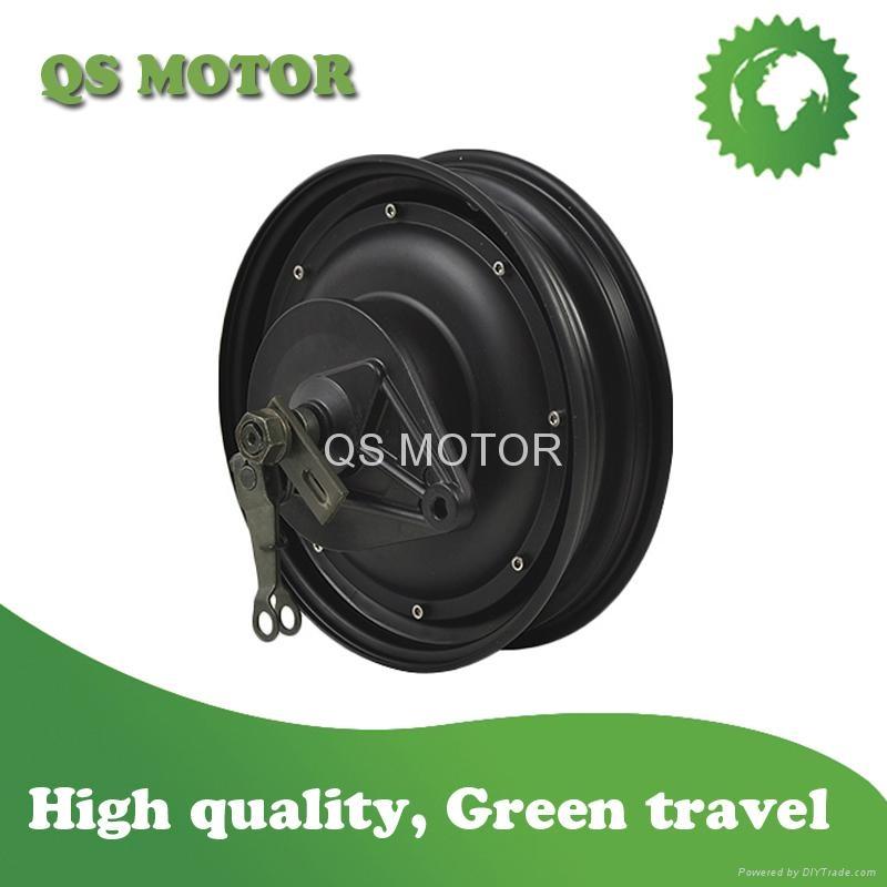 4000W QS Hub Motor