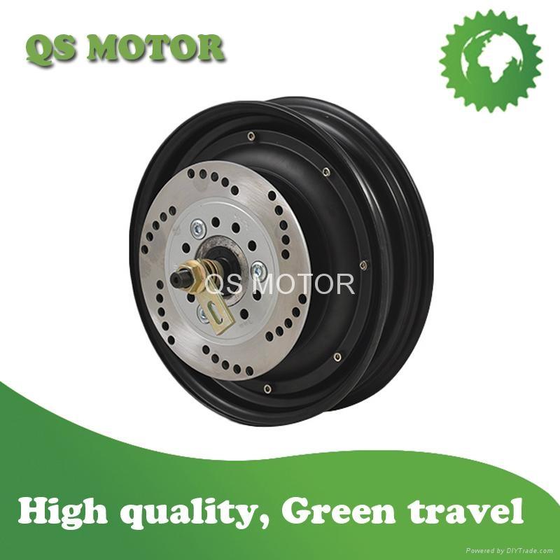 DCBL hub motor