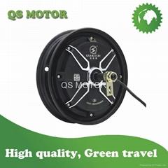 4000W 72V V2 10INCH In-Wheel Hub Motor with max speed 100km/h
