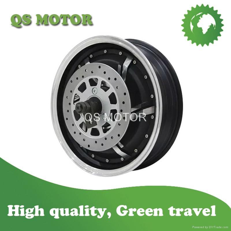 hub motor 4000w
