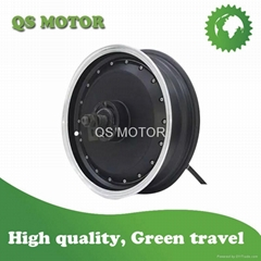 13inch 3000W In-Wheel Hub Motor V2 Type for Electric Motorcycle