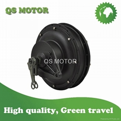 3000W Spoke Hub motor for electric motorcycle