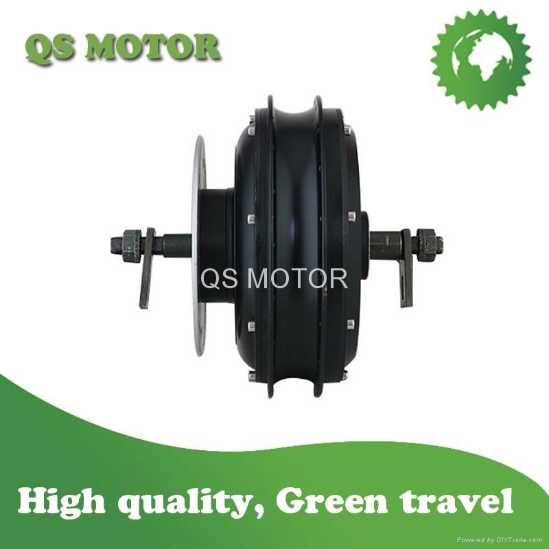 Spoke Hub motor