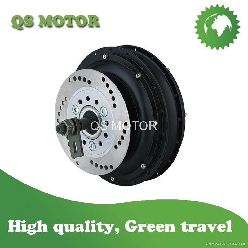 2000W Spoke Hub motor for electric bike